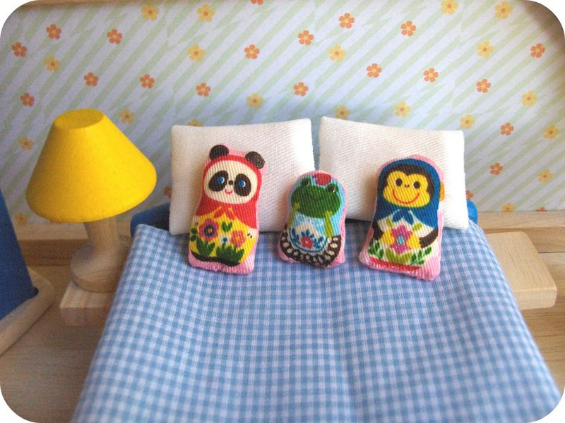 Mini stuffed animals 3