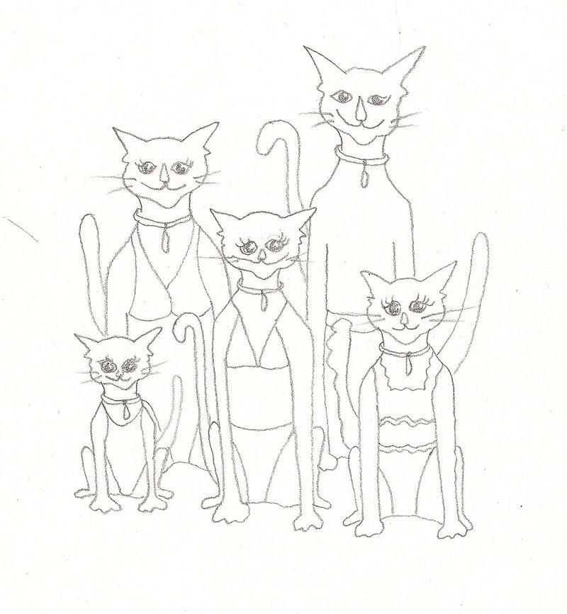 Catfaminsuits